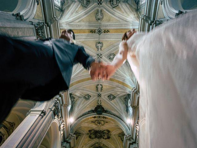 Il matrimonio di Davide e Alessandra a Scorrano, Lecce 54