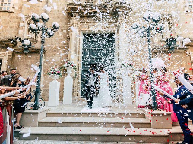 Il matrimonio di Davide e Alessandra a Scorrano, Lecce 56