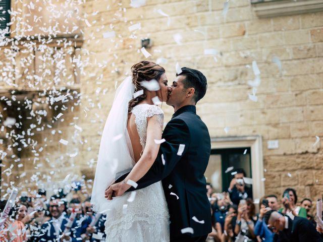 Il matrimonio di Davide e Alessandra a Scorrano, Lecce 57