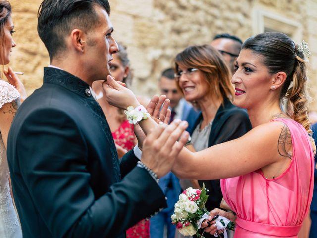 Il matrimonio di Davide e Alessandra a Scorrano, Lecce 59