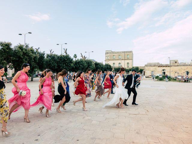 Il matrimonio di Davide e Alessandra a Scorrano, Lecce 60
