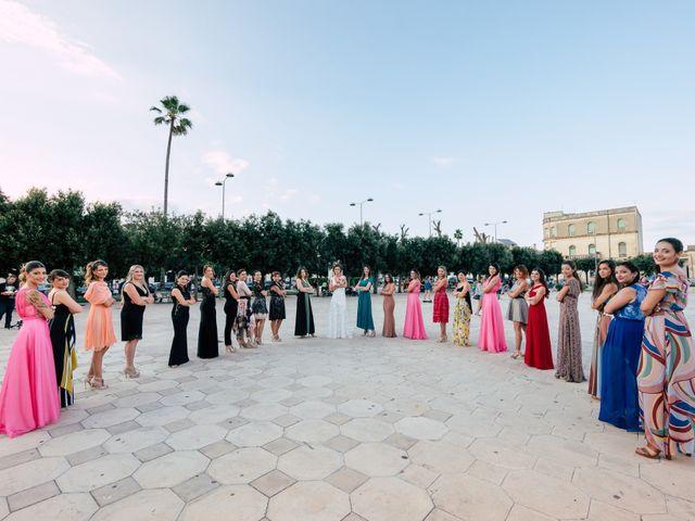 Il matrimonio di Davide e Alessandra a Scorrano, Lecce 66