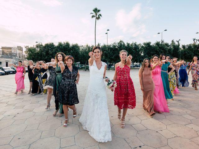 Il matrimonio di Davide e Alessandra a Scorrano, Lecce 69
