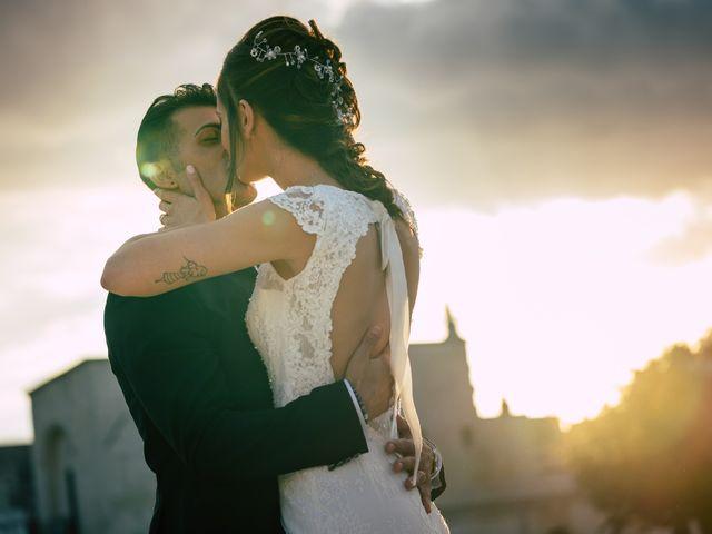 Il matrimonio di Davide e Alessandra a Scorrano, Lecce 70