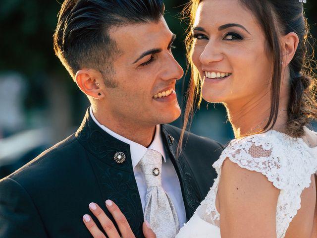 Il matrimonio di Davide e Alessandra a Scorrano, Lecce 71