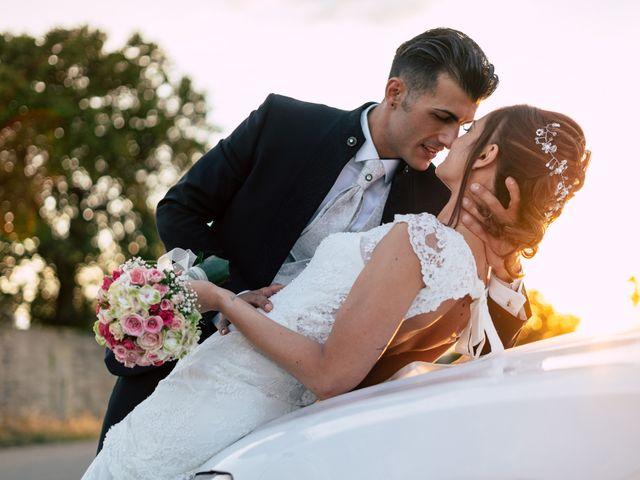 Il matrimonio di Davide e Alessandra a Scorrano, Lecce 74