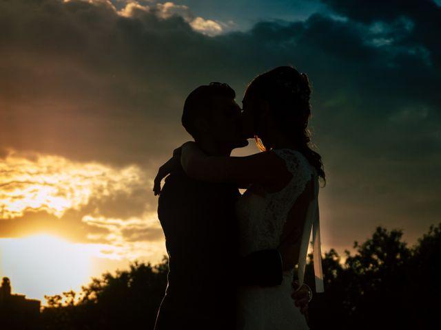 Il matrimonio di Davide e Alessandra a Scorrano, Lecce 76