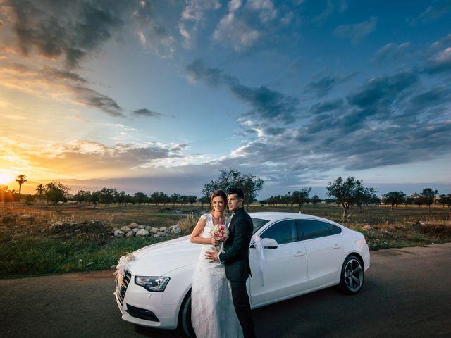 Il matrimonio di Davide e Alessandra a Scorrano, Lecce 77
