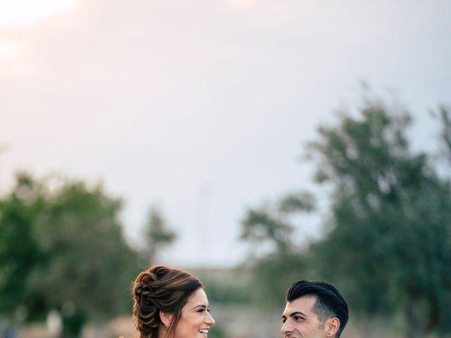 Il matrimonio di Davide e Alessandra a Scorrano, Lecce 82