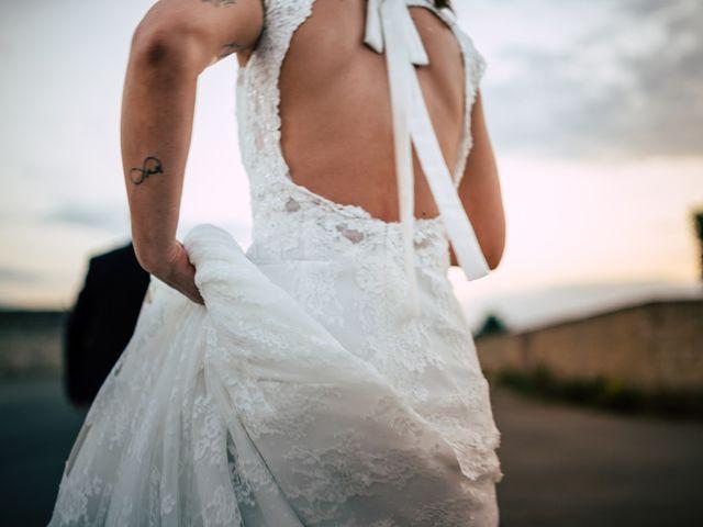 Il matrimonio di Davide e Alessandra a Scorrano, Lecce 85