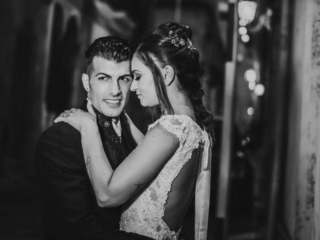 Il matrimonio di Davide e Alessandra a Scorrano, Lecce 89