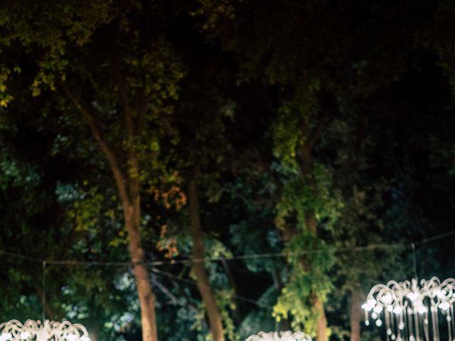 Il matrimonio di Davide e Alessandra a Scorrano, Lecce 94