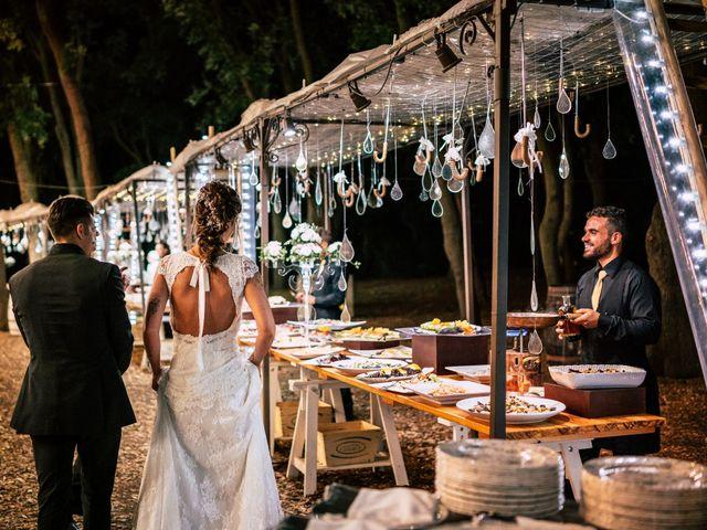 Il matrimonio di Davide e Alessandra a Scorrano, Lecce 103