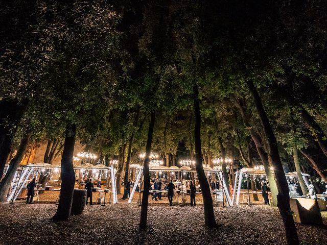 Il matrimonio di Davide e Alessandra a Scorrano, Lecce 111