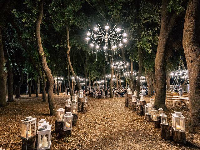Il matrimonio di Davide e Alessandra a Scorrano, Lecce 112