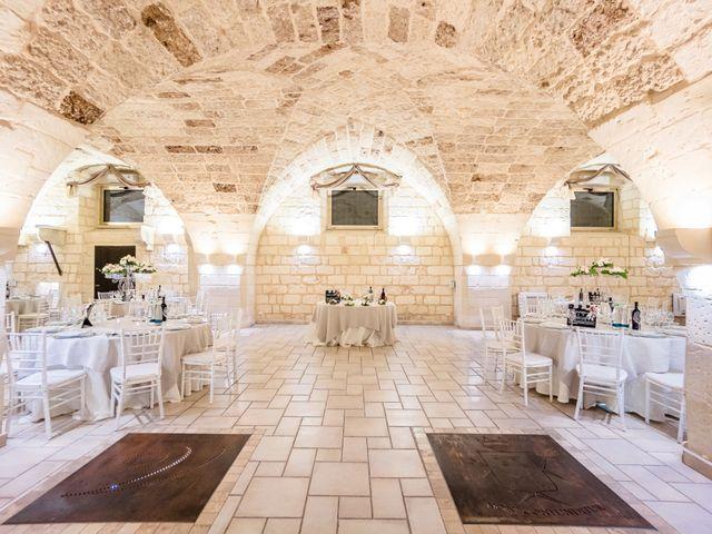 Il matrimonio di Davide e Alessandra a Scorrano, Lecce 113