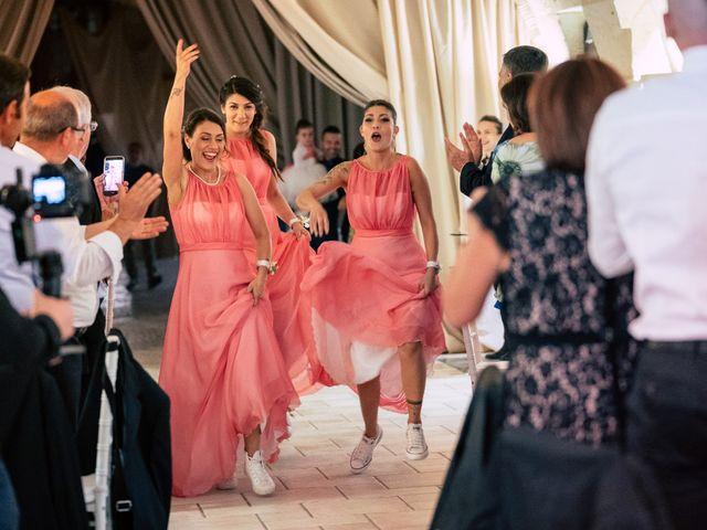 Il matrimonio di Davide e Alessandra a Scorrano, Lecce 115