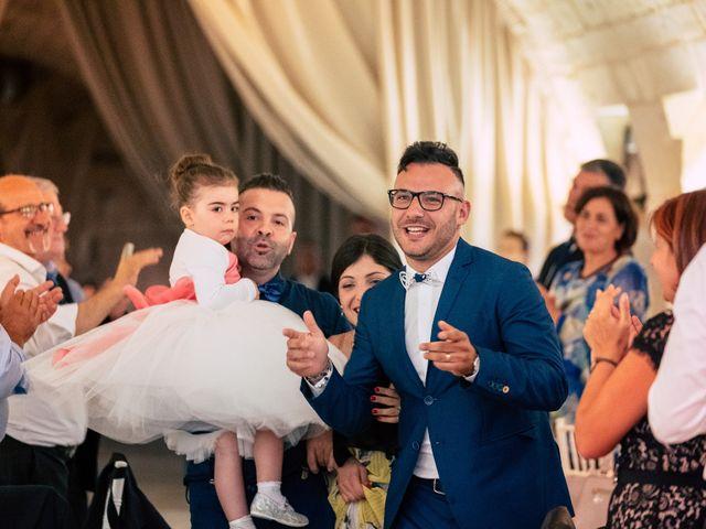 Il matrimonio di Davide e Alessandra a Scorrano, Lecce 116