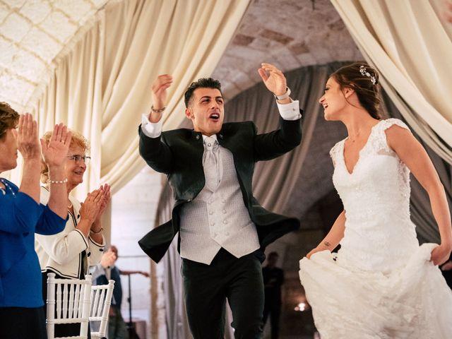 Il matrimonio di Davide e Alessandra a Scorrano, Lecce 118