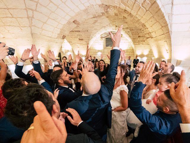 Il matrimonio di Davide e Alessandra a Scorrano, Lecce 119