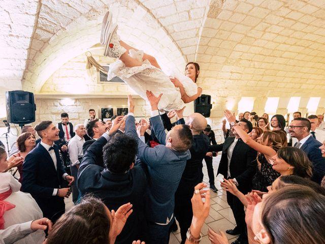 Il matrimonio di Davide e Alessandra a Scorrano, Lecce 120