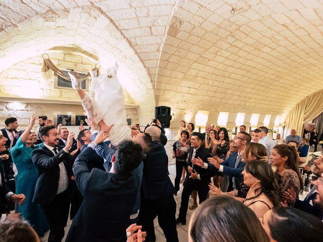 Il matrimonio di Davide e Alessandra a Scorrano, Lecce 121