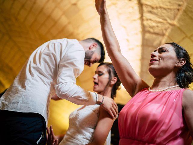 Il matrimonio di Davide e Alessandra a Scorrano, Lecce 130