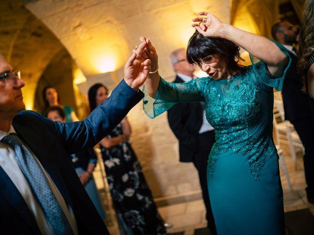 Il matrimonio di Davide e Alessandra a Scorrano, Lecce 131
