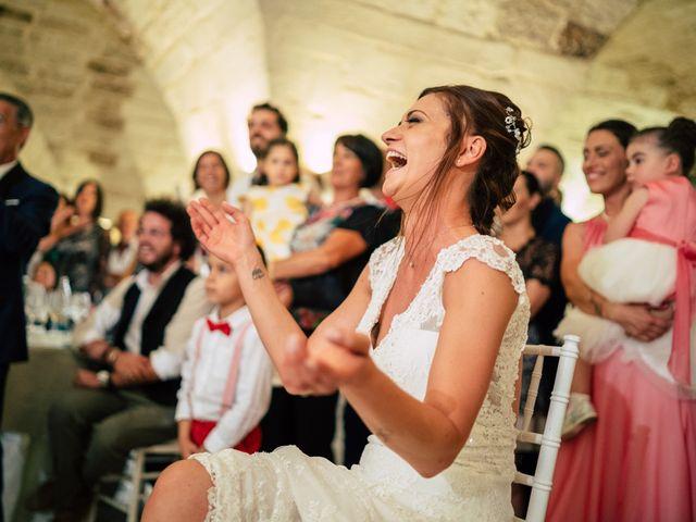 Il matrimonio di Davide e Alessandra a Scorrano, Lecce 133