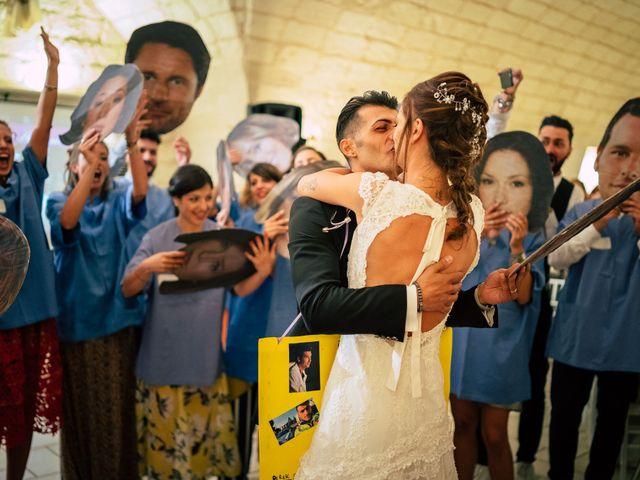 Il matrimonio di Davide e Alessandra a Scorrano, Lecce 138