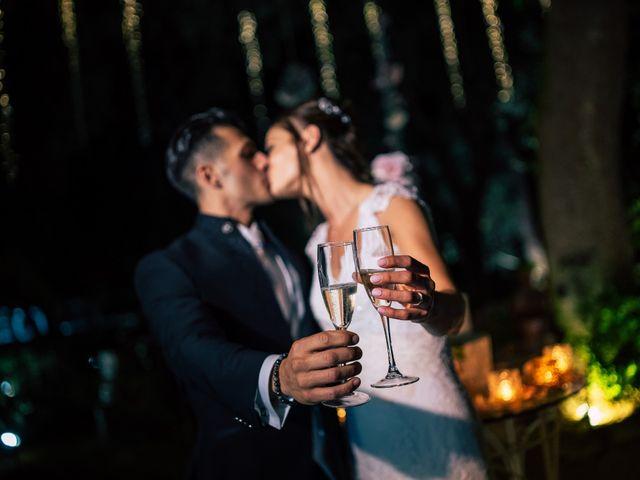 Il matrimonio di Davide e Alessandra a Scorrano, Lecce 145