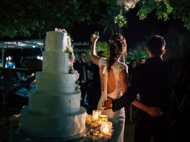 Il matrimonio di Davide e Alessandra a Scorrano, Lecce 146