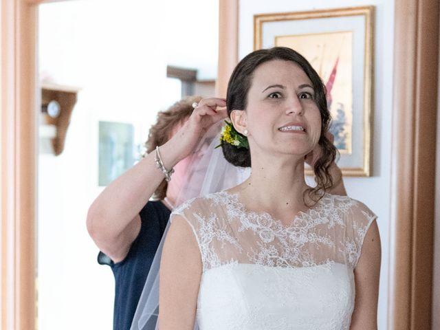 Il matrimonio di Paolo e Daniela a Carnago, Varese 2
