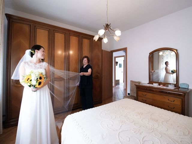 Il matrimonio di Paolo e Daniela a Carnago, Varese 5