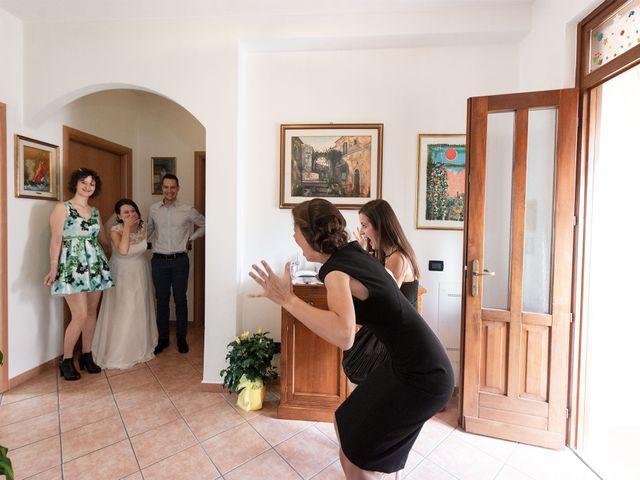 Il matrimonio di Paolo e Daniela a Carnago, Varese 6