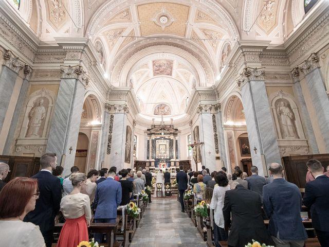 Il matrimonio di Paolo e Daniela a Carnago, Varese 14