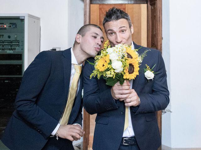 Il matrimonio di Paolo e Daniela a Carnago, Varese 16