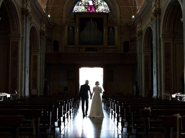 Il matrimonio di Paolo e Daniela a Carnago, Varese 17