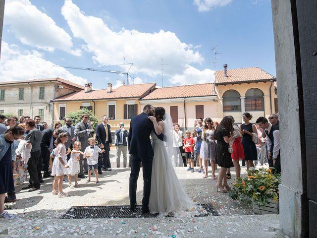 Il matrimonio di Paolo e Daniela a Carnago, Varese 18
