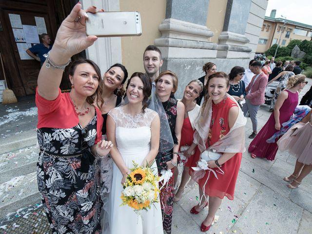 Il matrimonio di Paolo e Daniela a Carnago, Varese 20