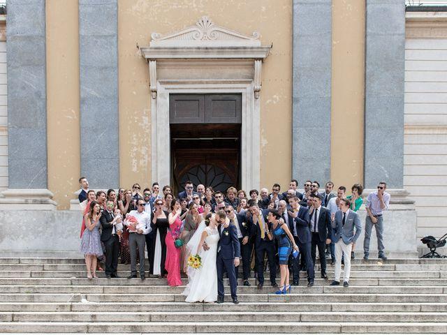 Il matrimonio di Paolo e Daniela a Carnago, Varese 21