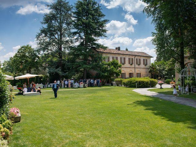 Il matrimonio di Paolo e Daniela a Carnago, Varese 22