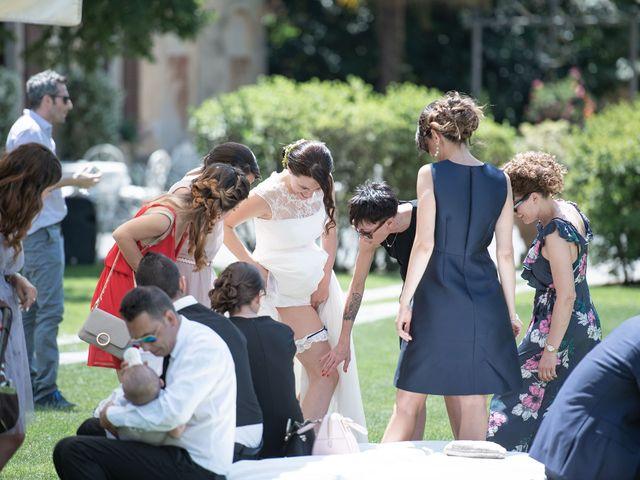 Il matrimonio di Paolo e Daniela a Carnago, Varese 25