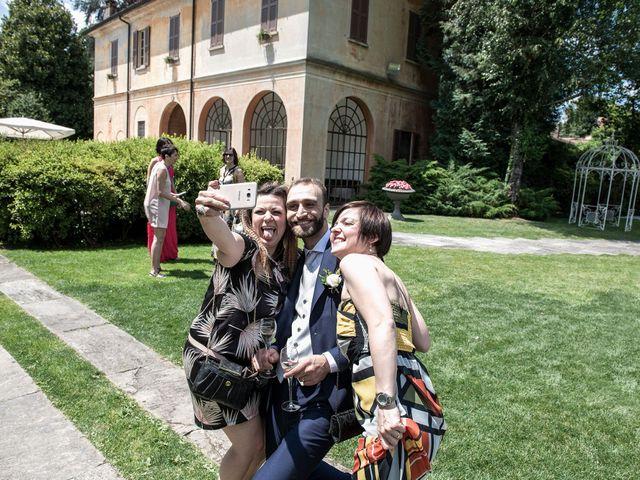Il matrimonio di Paolo e Daniela a Carnago, Varese 26