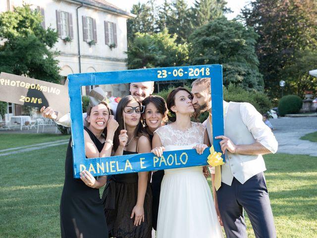 Il matrimonio di Paolo e Daniela a Carnago, Varese 30