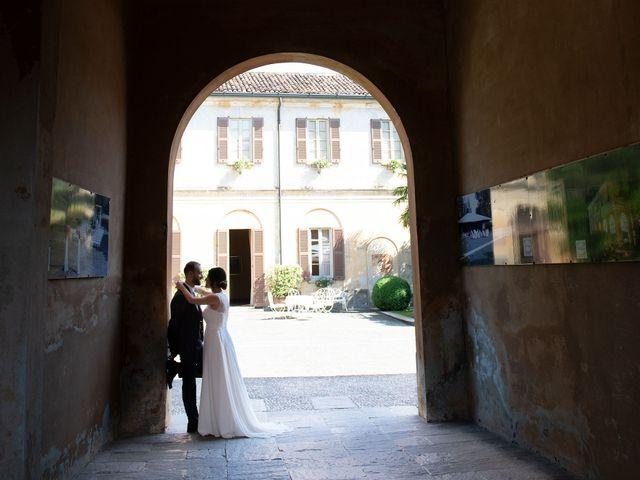 Il matrimonio di Paolo e Daniela a Carnago, Varese 34