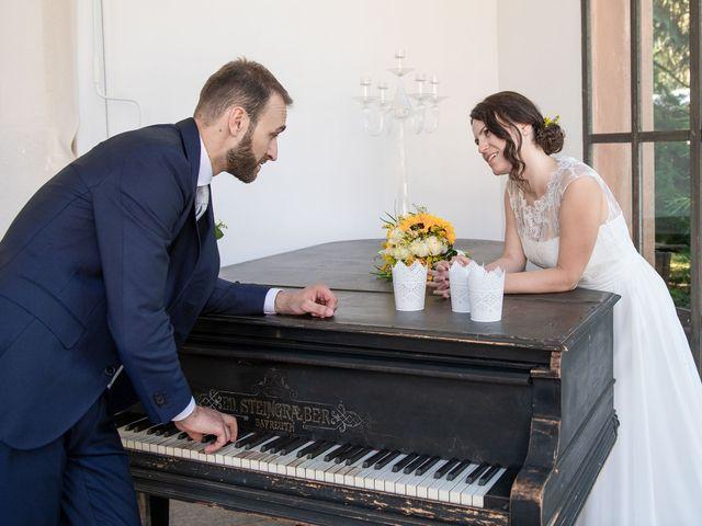 Il matrimonio di Paolo e Daniela a Carnago, Varese 35