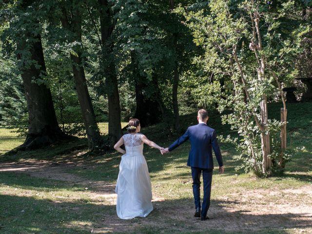 Il matrimonio di Paolo e Daniela a Carnago, Varese 36