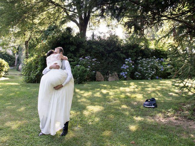 Il matrimonio di Paolo e Daniela a Carnago, Varese 37