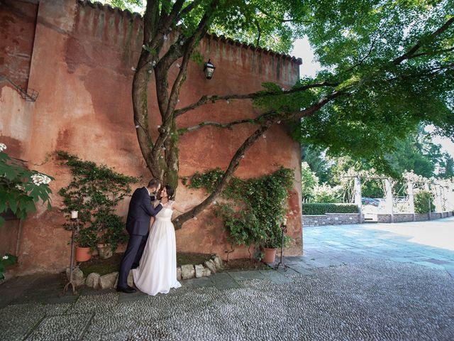 Il matrimonio di Paolo e Daniela a Carnago, Varese 40